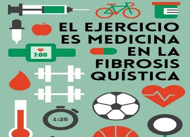 El ejercicio es medicina en la FQ