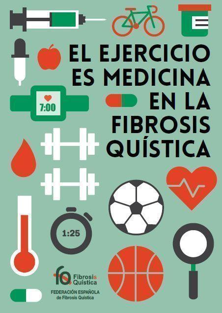 """Guía """"El ejercicio es medicina en la Fibrosis Quística"""""""