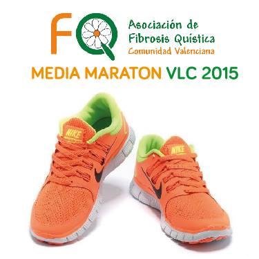 la Fibrosis Quística en el  Maratón Trinidad Alfonso  Valencia 2015