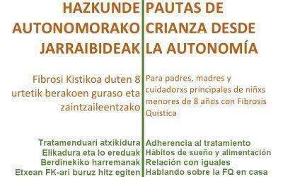 """Tailerra """"Hazkunde autonomorako Jarraibideak"""""""