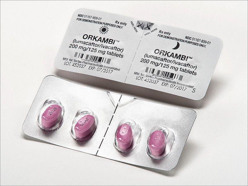 ORKAMBI PARA MENORES APROBADO POR FDA