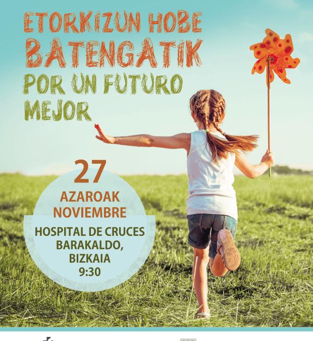 Por un futuro mejor, Jornada FQ Euskadi 2016