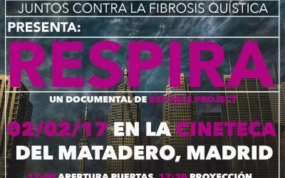 """Documental """"Respira"""" sobre Fibrosis Quística"""