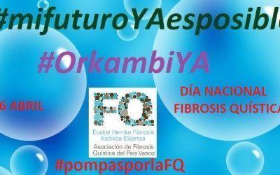 DÍA NACIONAL FIBROSIS QUÍSTICA 2017