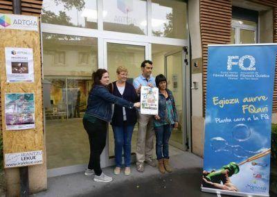 Nota prensa arnasa día mundial fibrosis quística