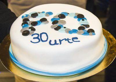 30 Aniversario asociación