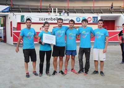 Equipo ARNASA Grand prix Azpeitia
