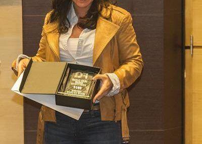 Joana Olartua-Zumba Premio Besos salados