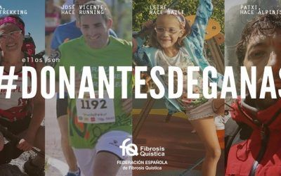 DONANTES DE GANAS CAMPAÑA FEFQ