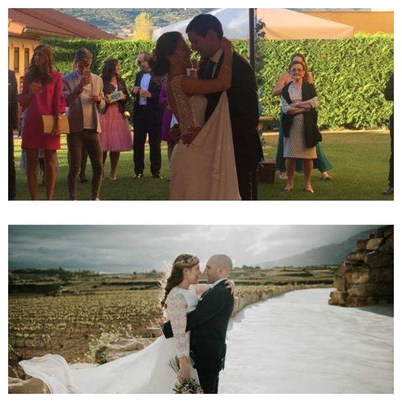 nerea y beatriz boda
