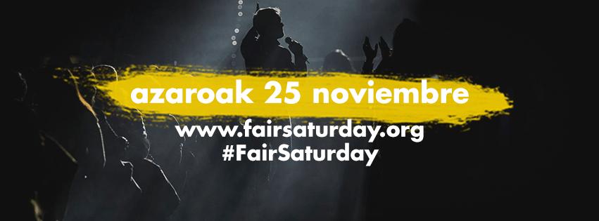LA FQ DE NUEVO EN EL FAIR SATURDAY 2017