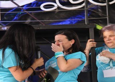 zumba 2018 fibrosis quistica Arnasa Joana recibe detalle