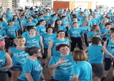 zumba 2018 fibrosis quistica Arnasa participantes