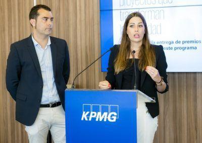 Oihane KPMG Proyectos que transforman las sociedad 26-6-2018 y Bikendi de Fq Euskadi