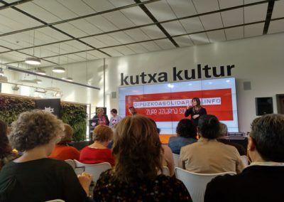 Presentación Exposición Semillas Solidaridad
