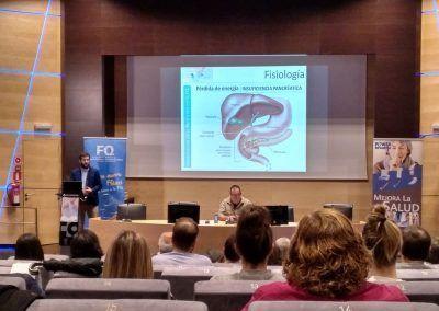 Carlos Tutau habla de nutricion FQ