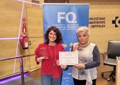 Peñacerrada Premio Besos salados 2018