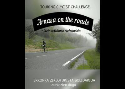 Reto solidario cicloturista