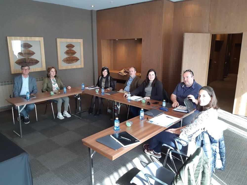 Reunión proyecto investigación fq euskadi