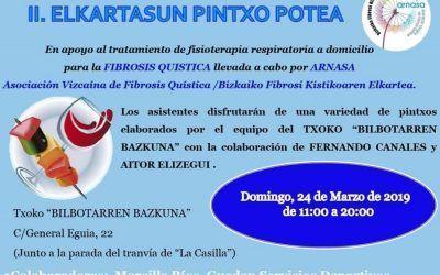 II PINTXO POTE SOLIDARIO 2019