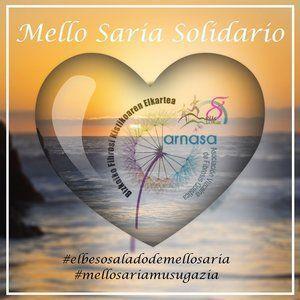 Martxa solidaria fq bizkaia Mello Saria 2019