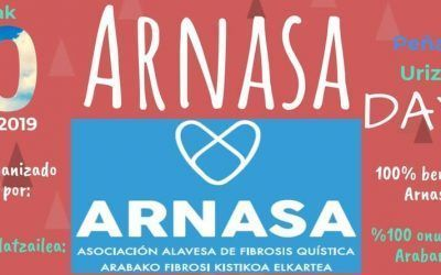 ARNASA ARABA CELEBRA EL ARNASA DAY