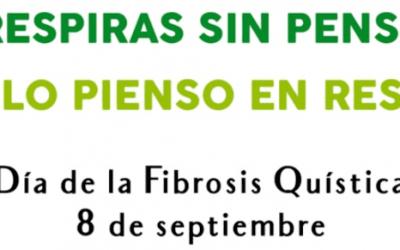 DÍA DE LA FIBROSIS QUÍSTICA 2019