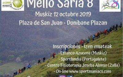 SE HA CELEBRADO EL MELLO SARIA 2019
