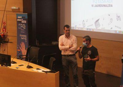Jonatan Premio Besos Salados 2019