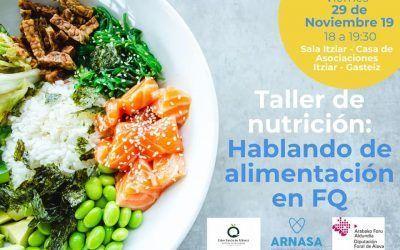 TALLER NUTRICIÓN ALIMENTACIÓN FQ