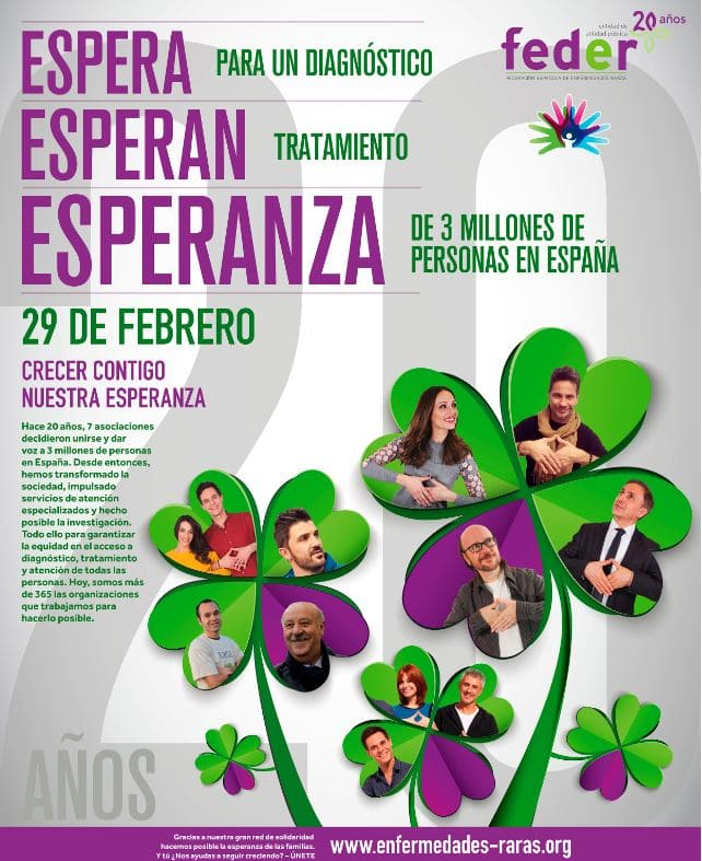 cartel Dia Mundial ER 2020