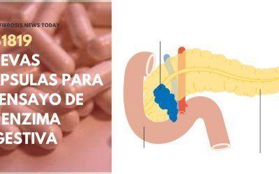 NUEVAS CÁPSULAS DE ENZIMA DIGESTIVA