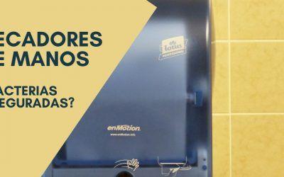 Recomendaciones: Secadores de manos