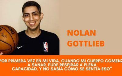 Nolan Gottlieb: un jugador sin límites