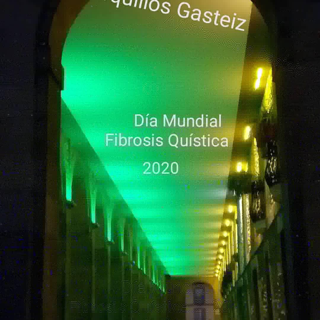 Iluminacion Arquillos Gasteiz