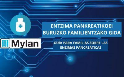 Guías para familias sobre enzimas pancreáticas