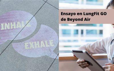 Nuevo ensayo clínico de Beyond Air
