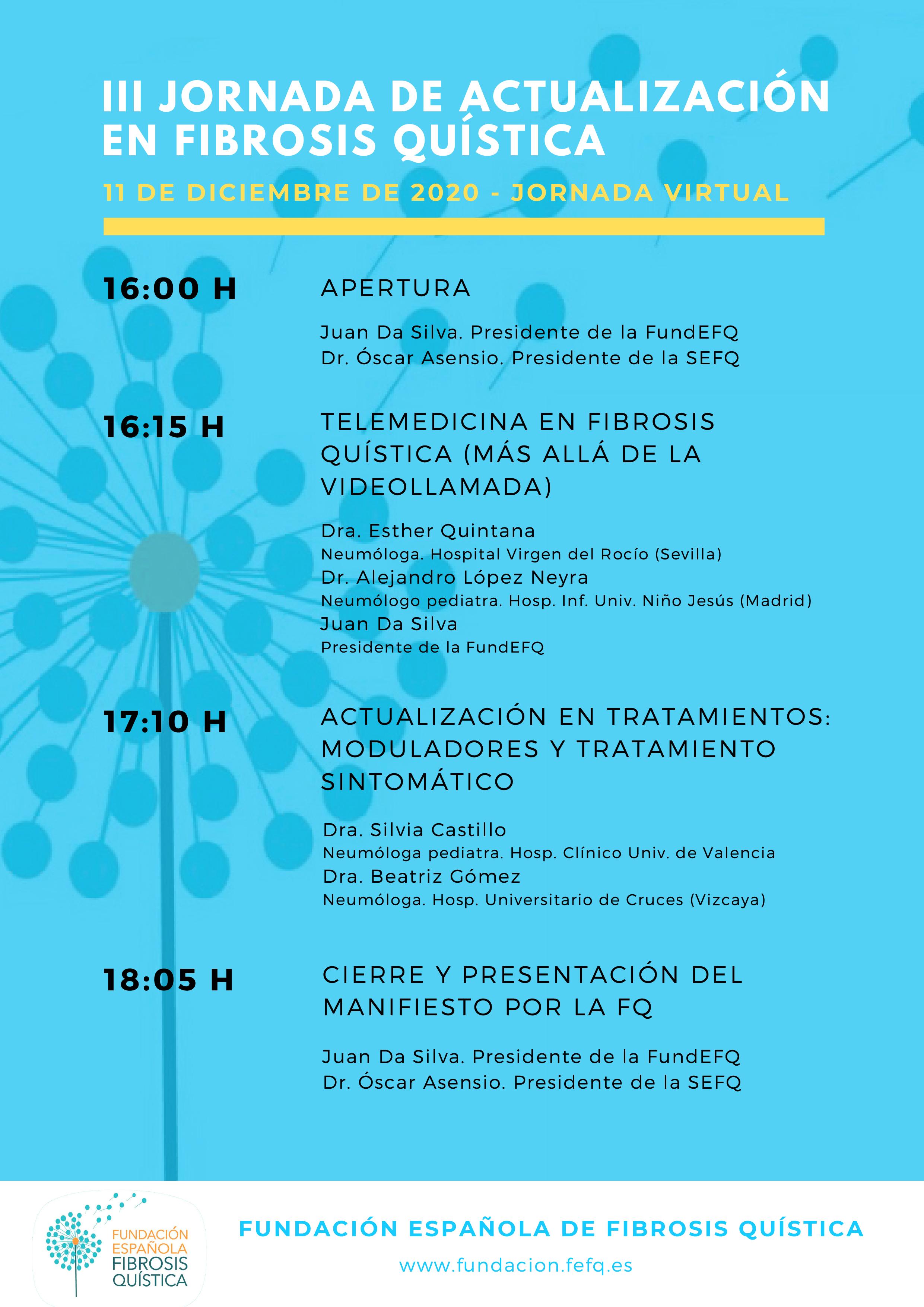 Programa III Jornada