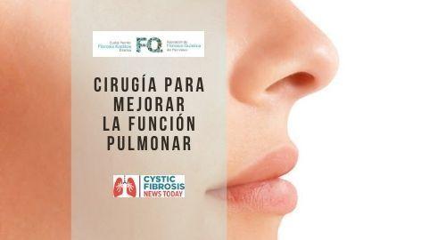 cirugía función pulmonar