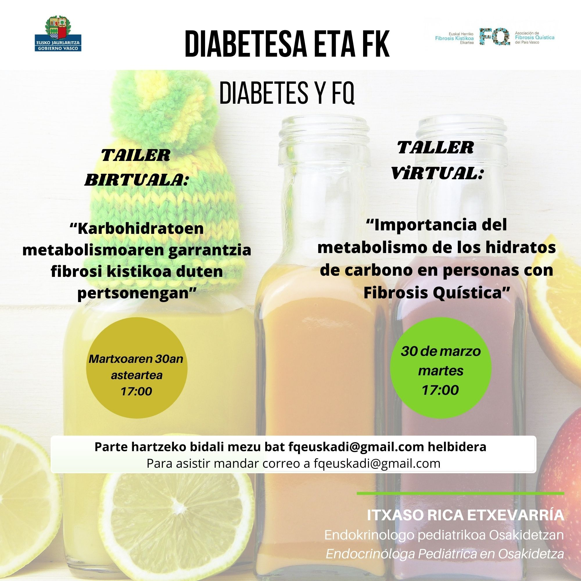 Taller diabetes FQ